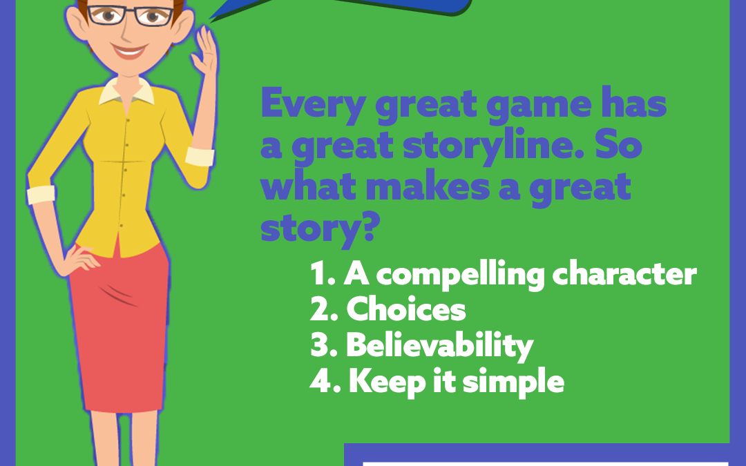 Gamification and Your Story