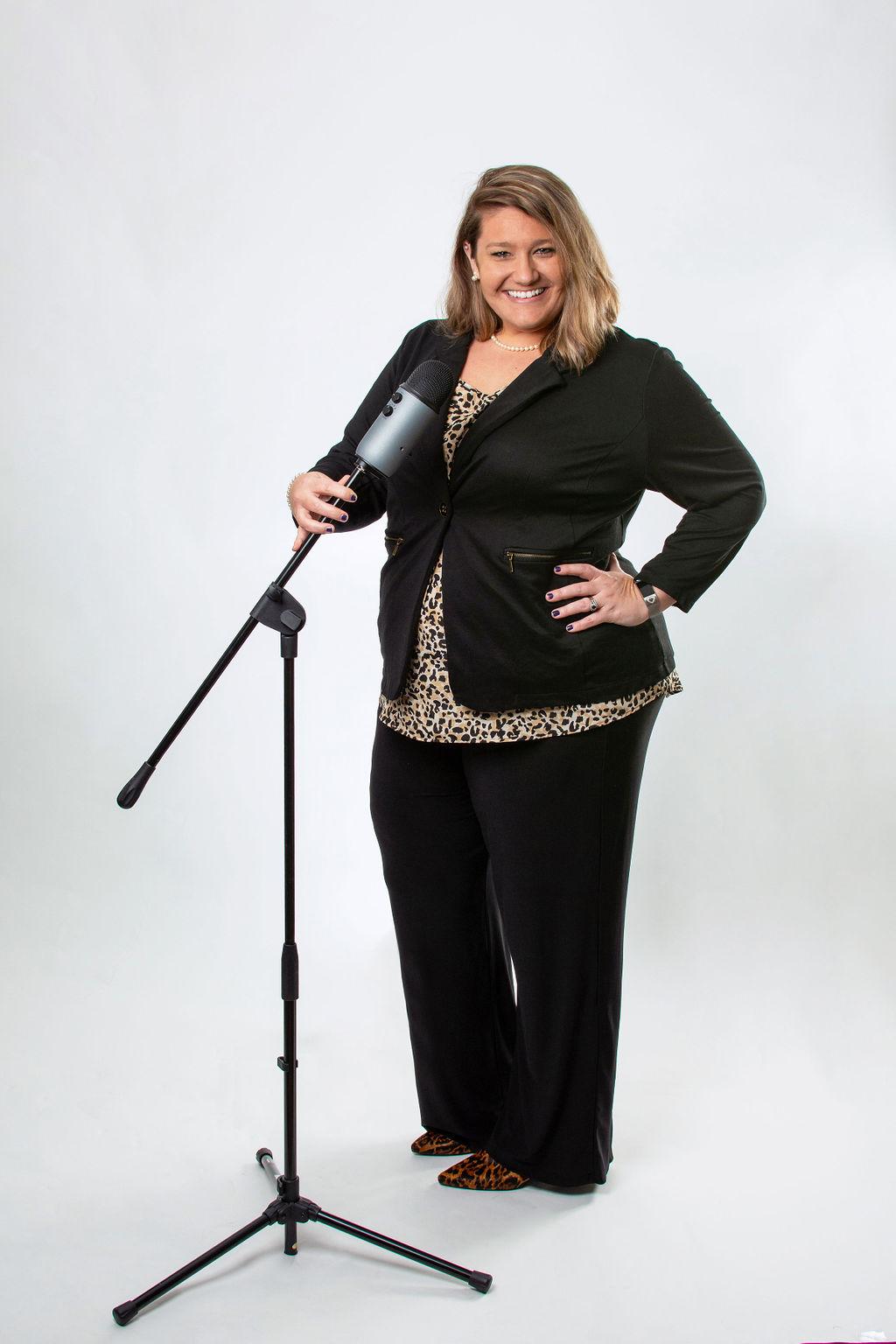 Terri Watkins, Speaker and creator of TERRIfic Tips podcast